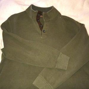 Tasso Elba Cotton Sweater SIZE L